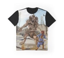 Wasteland Survivor Graphic T-Shirt