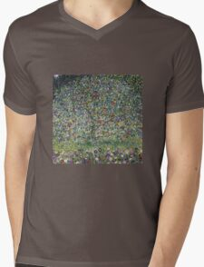 Gustav Klimt - Apple Tree I Mens V-Neck T-Shirt
