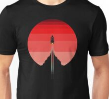Into The Mars Atmosphere Unisex T-Shirt