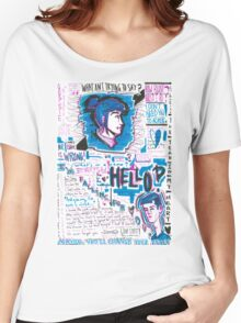 Liam's Love Letter Women's Relaxed Fit T-Shirt