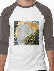Gustav Klimt - Danae  Men's Baseball ¾ T-Shirt