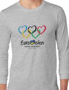 Eurovision Olympics [Kyiv 2017] Long Sleeve T-Shirt