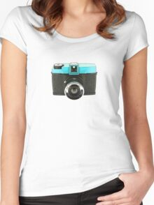 Diana T Shirt Women's Fitted Scoop T-Shirt