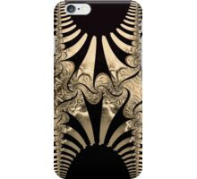 Abstract shapes and patterns iPhone Case/Skin