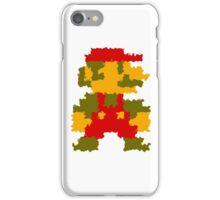 Mario Classic iPhone Case/Skin