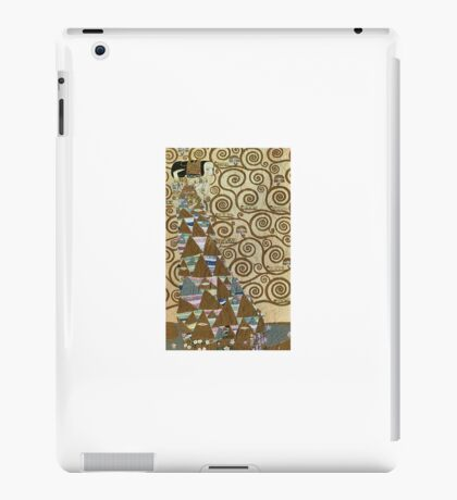 Gustav Klimt - Expectation 1909 iPad Case/Skin