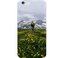Near Mountain Oshten iPhone Case/Skin