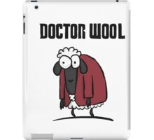 Doctor Wool iPad Case/Skin
