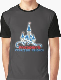 Pandora's Princess Friends Graphic T-Shirt