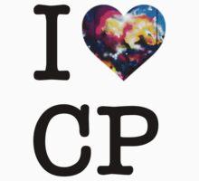 Coldplay - I Love Coldplay (Black) by JuliaJean1