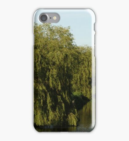 Willow Over The Eden iPhone Case/Skin