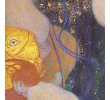 Gustav Klimt - Goldfish 1901 Sticker