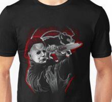 Chicago Cubs Halloween T-shirt  Unisex T-Shirt