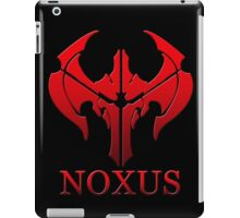 NX iPad Case/Skin
