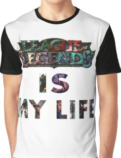 My Life Graphic T-Shirt