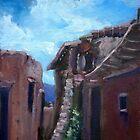 Taos Pueblo by Monica Vanzant