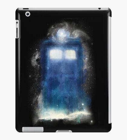 Blue Box iPad Case/Skin