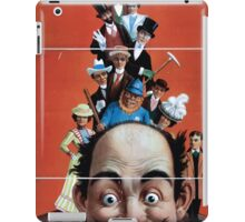 Performing Arts Posters Royal Lilliputians the biggest and littlest things on earth 1842 iPad Case/Skin