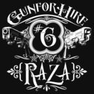 Raza Gun For Hire #6 by simonbreeze