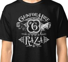Raza Gun For Hire #6 Classic T-Shirt