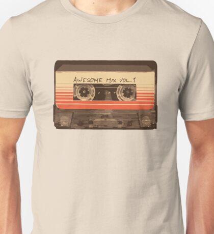 Galactic Soundtrack Unisex T-Shirt
