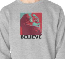 Pepe the Frog - Believe Pullover