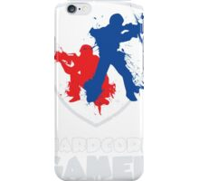 Hardcore Gamer iPhone Case/Skin