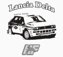 Lancia Delta Hf Kids Clothes