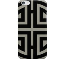 Four blessings, Chinese Good Luck Symbol iPhone Case/Skin