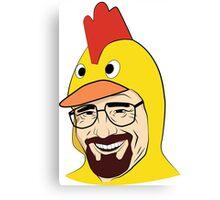 Chicken Walter Canvas Print