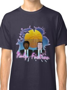 80s Inspired Pulp Fiction Classic T-Shirt