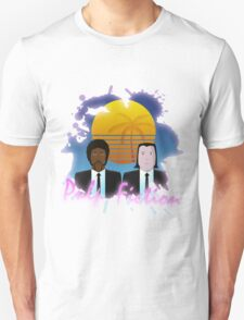 80s Inspired Pulp Fiction Unisex T-Shirt