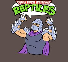 Wretched Reptiles! Unisex T-Shirt