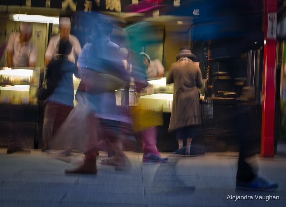 Movement by Alexandra Vaughan