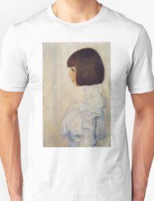 Gustav Klimt - Portrait Of Helene Klimt Unisex T-Shirt