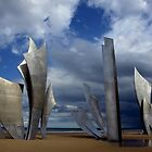Omaha Beach - Les Braves by cclaude