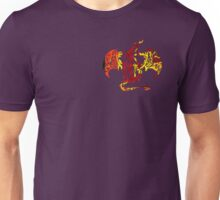 SRI LANKA DRAGON FLAG Unisex T-Shirt