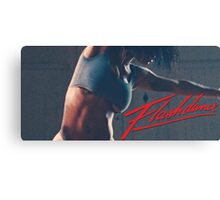 Fade is the new Flashdance  Canvas Print