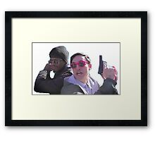 Filthy Frank - Anime Hunter Framed Print