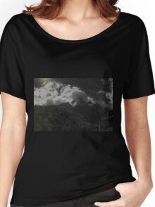 Stormy Weather At Lago De Busa Women's Relaxed Fit T-Shirt