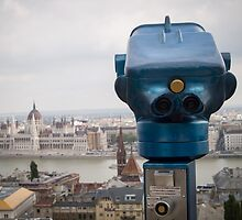 Eyes on Budapest by Alexandra Vaughan Photography & Design