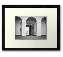 Bratislava Castle Framed Print