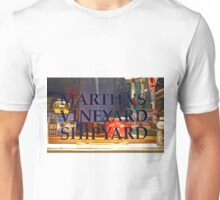 Martha's Vineyard Shipyard Unisex T-Shirt