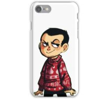 christmas Moriarty iPhone Case/Skin