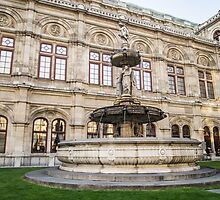 Maria-Theresien Platz, Vienna by Alexandra Vaughan Photography