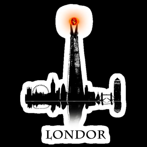 LONDOR - T Shirt by BlueShift