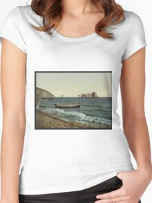 Gursuff - the Crimea Russia - 1890 Women's Fitted Scoop T-Shirt
