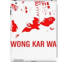 2046 -WONG KAR WAI- iPad Case/Skin