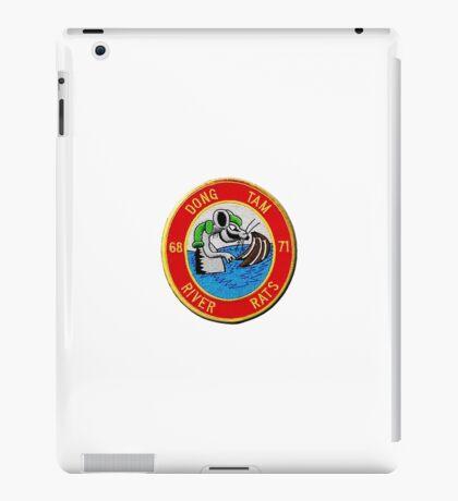 Dong Tam River Rats iPad Case/Skin