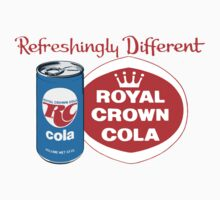 ROYAL CROWN COLA 7 Baby Tee
